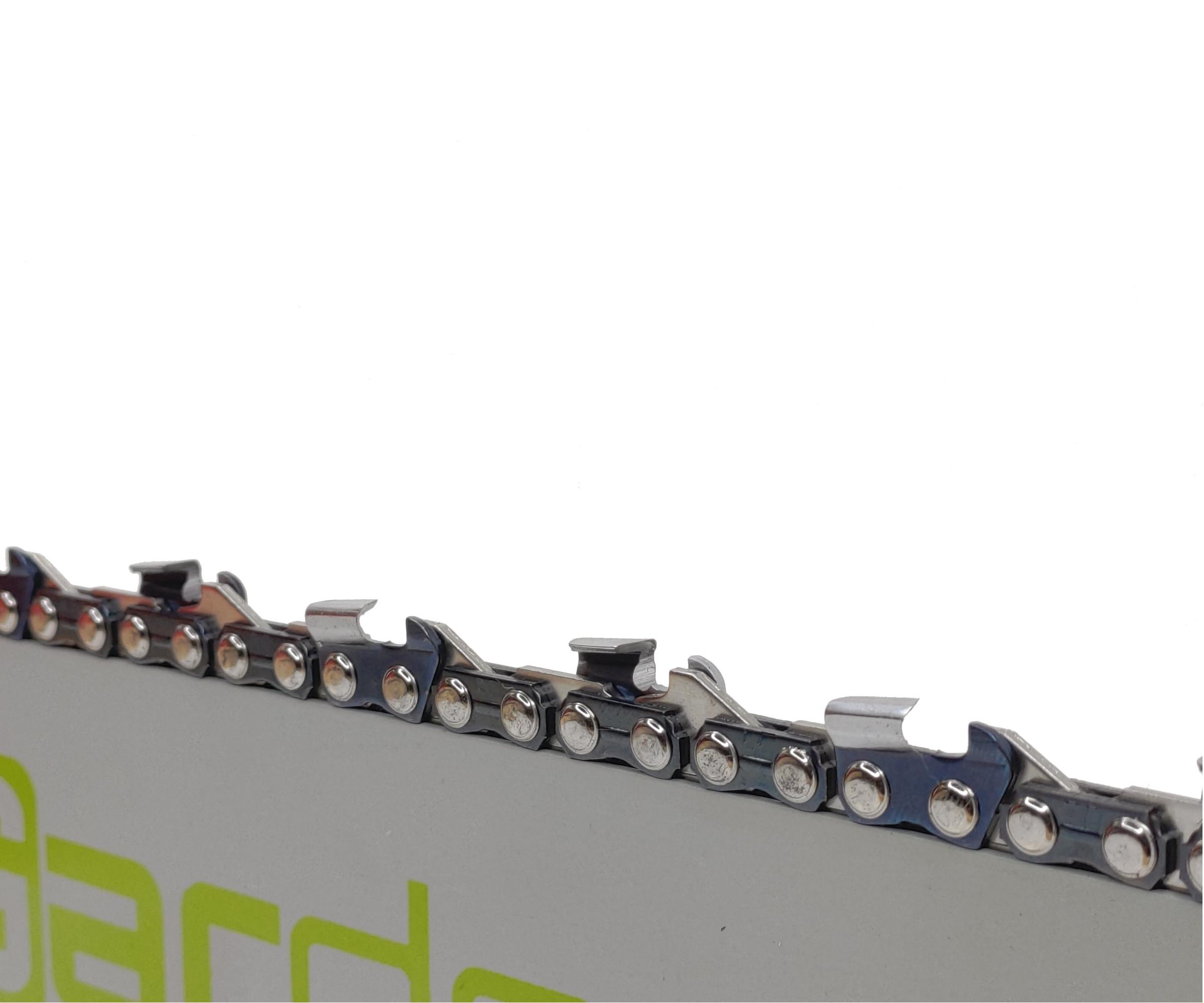 """1,5mm 5 X gardexx Sägekette für Husqvarna 445 38cm 0,325/"""" 64 TG"""