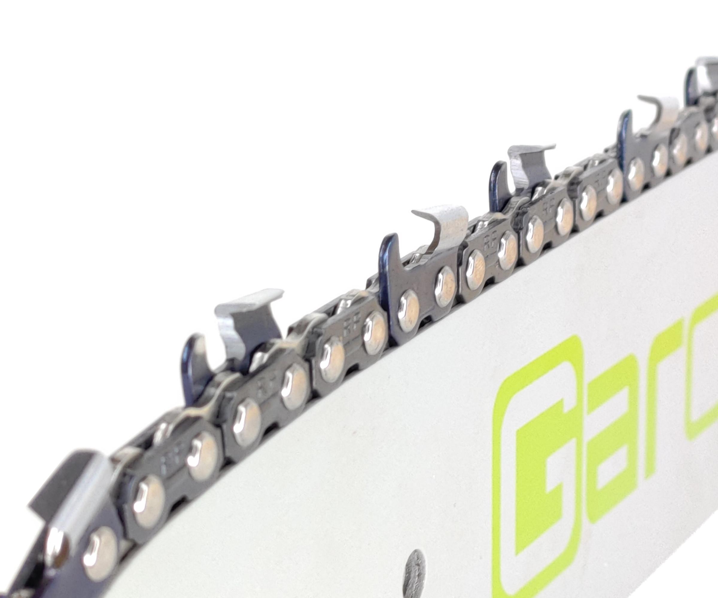 """40cm 3//8/"""" 1,6mm 60 TG Kette 391 5 X gardexx Sägekette für STIHL MS 291 311"""