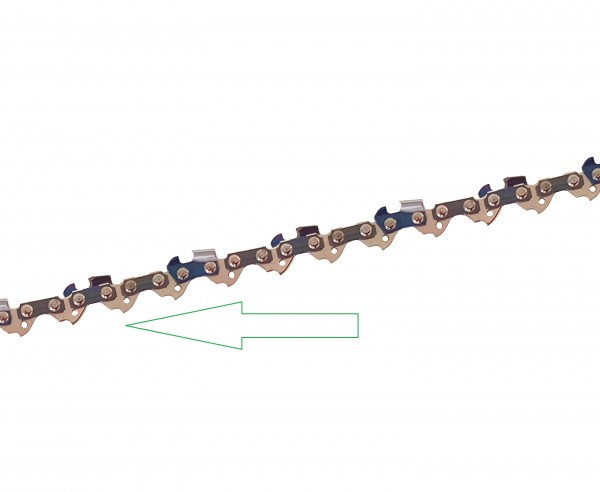 3 X gardexx S/ägekette f/ür Ryobi OCS 1830